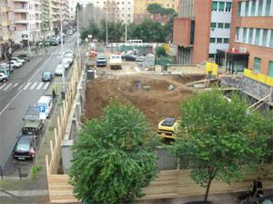 Via Pavia 23: ennesimo parcheggio sotterraneo